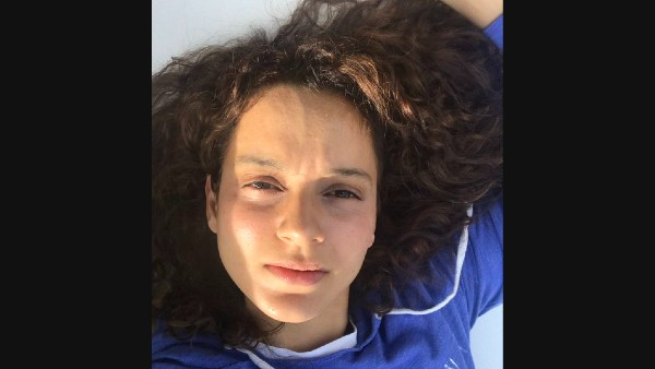Kangana Shares A Sun-Kissed Moment