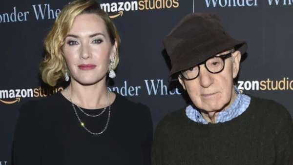 Kate Worked With Woody Allen In Wonder Wheel