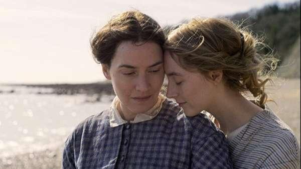 Kate's New Film Ammonite Release At TIFF