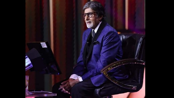 Big B Encourages Elbow Shakes Instead Of Hand Shakes