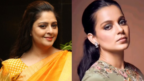 Nagma Takes A Dig At Kangana Ranaut; Asks Why NCB Hasn't Summoned Her For Taking Drugs In The Past