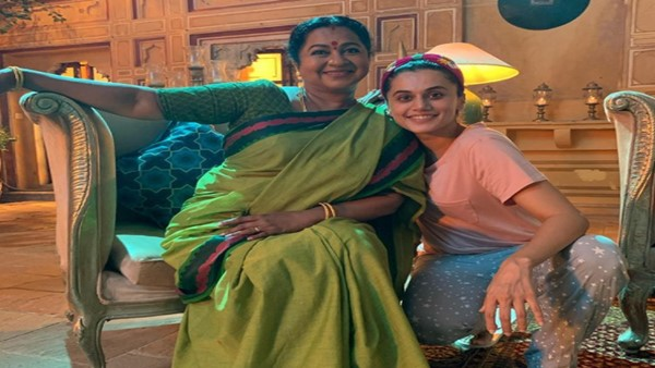 About Taapsee Pannu and Vijay Sethupathi's Comedy Film