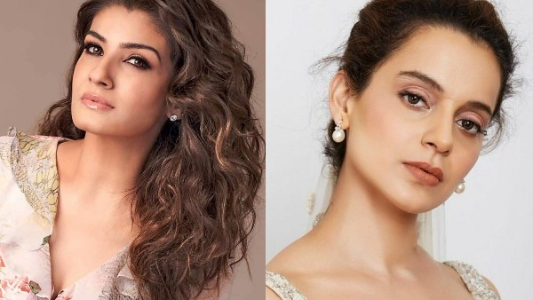 Raveena Tandon Reacts To Kangana Ranaut's Claim That 99 Percent Of Bollywood Uses Drugs