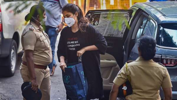 Rhea Was Arrested By NCB On September 8