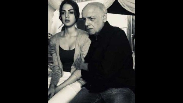 Mahesh Bhatt Has Been At The Receiving End Of Trolls For His Alleged Closeness To Rhea Chakraborty