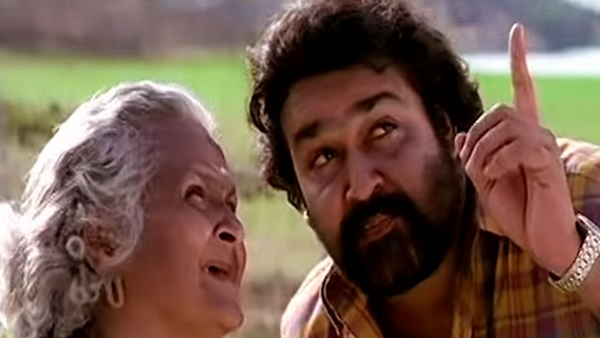 Veteran Actress Sarada Nair Passes Away At 92, Mohanlal Pays Tribute To 'Sarada Amma'