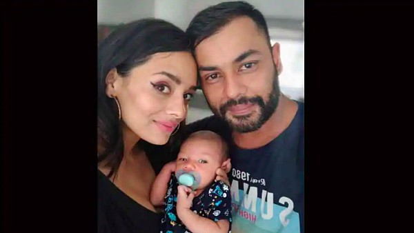 Mayanti Langer And Stuart Binny Blessed With A Baby Boy