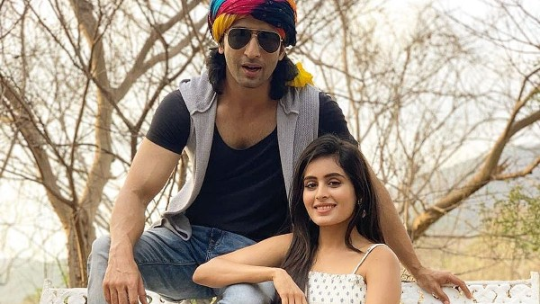 Ashnoor Kaur Reveals Why She And Shaheer Sheikh Didn't Meet For 10 Years!