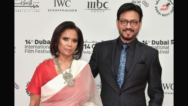 Babil Reposts What His Mother Wrote After A Netizen Pointed Out The State Of Irrfan's Grave