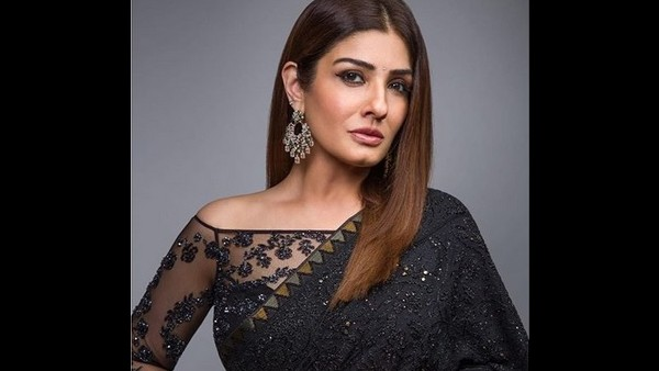 Raveena Says B-Town Celebs Are Soft Targets In Drug Probe