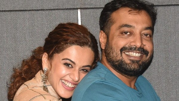 Taapsee Pannu Says She Will Be The First One To Break Ties With Anurag Kashyap If He Is Made Guilty Of Sexual Harassment