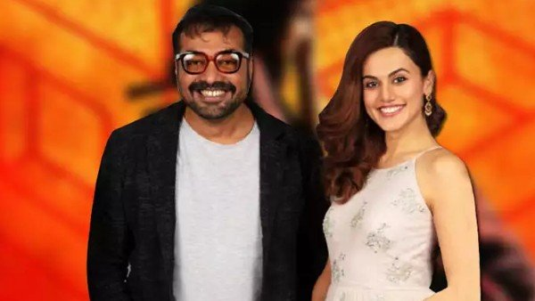Taapsee Pannu Says Anurag Treats Women With Respect