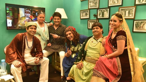 TKSS To Welcome Mahabharat Cast? Netizens Request Kapil Sharma To Invite Shaheer's Mahabharat Cast