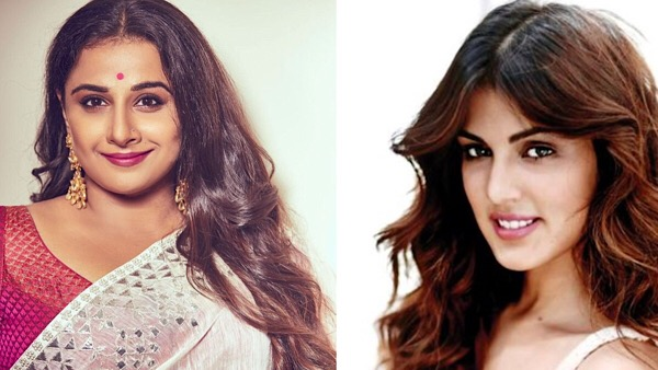 ALSO READ: Vidya Balan On Rhea Chakraborty's Media Trial: It Is Supposed To Be 'Innocent Until Proven Guilty'