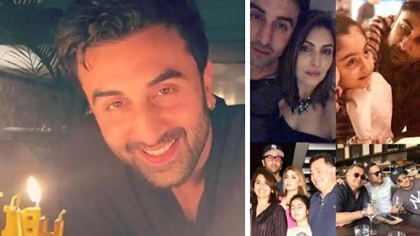 Happy B'Day Ranbir: Alia, Riddhima And Others Wish The Actor