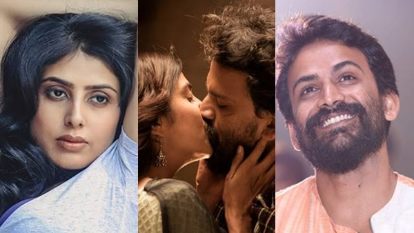 When Dhananjay Helped An Uncomfortable Irra Mor While Filming Kissing Scenes In Bhairava Geetha