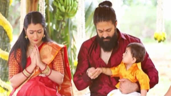 Yash Is Planning A Huge Celebration For Son's First Birthday