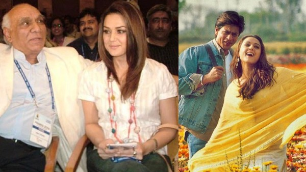 Preity Zinta Remembers Yash Chopra; Reveals The Filmmaker Never Called Her Preity After Veer-Zaara