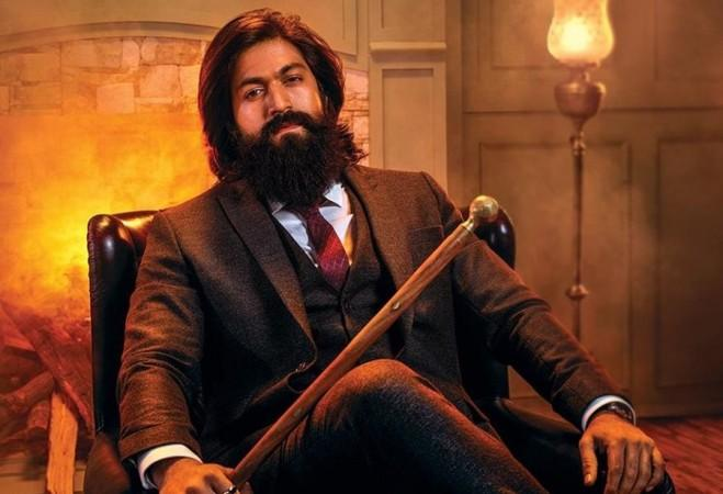 KGF Chapter 2: Makers To Release Teaser Of The Yash Starrer On October 25?