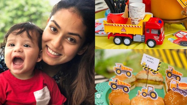 Mira Gives A Glimpse Of Son Zain's Quarantine Birthday Party