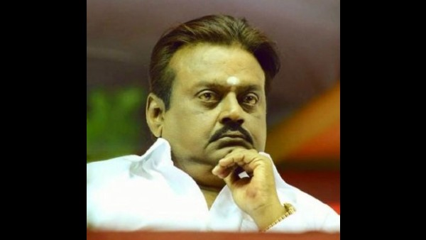 Vijayakanth Tests Positive for COVID-19, Hospitalised: Reports