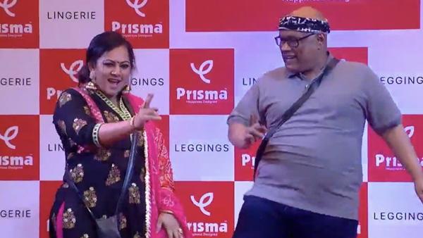 Bigg Boss Tamil 4: Suresh Chakravarthy's 'Semma' Dance Performance With Archana Wins The Internet!
