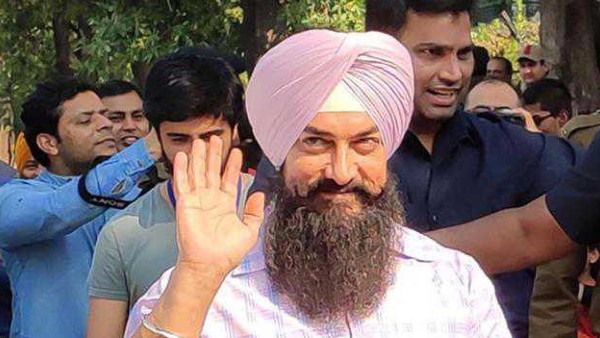 Laal Singh Chaddha: Aamir Khan Continues Shoot For The Film With Pain Killers Despite Rib Injury