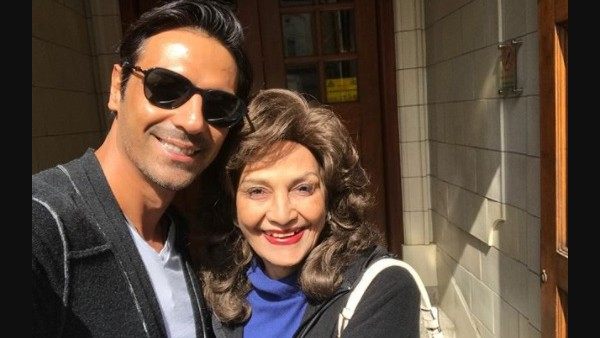 Arjun Rampal's Emotional Post On Mom Gwen's Second Death Anniversary: I Miss You Every Day