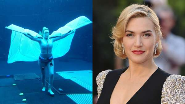 Avatar 2: Makers Reveal Kate Winslet's Behind-The-Scenes Underwater Look