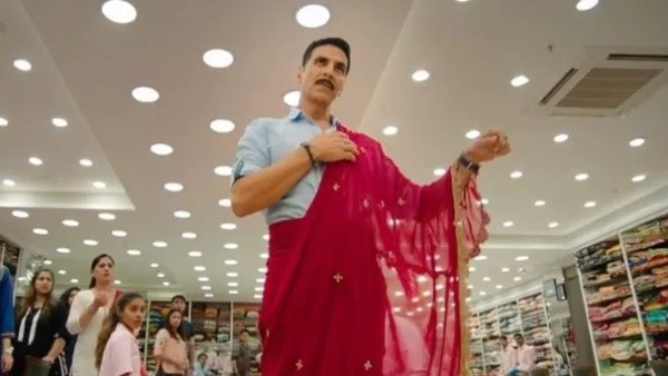 Akshay Kumar On Wearing A Saree For Laxmmi Bomb: Hats Off To Women Who Manage So Well