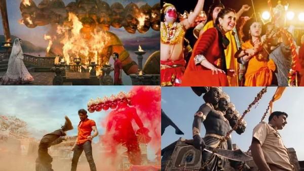 Bollywood Films Depicting Dussehra Celebrations