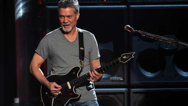 Rock Legend Eddie Van Halen Passes Away After A Long Battle With Cancer