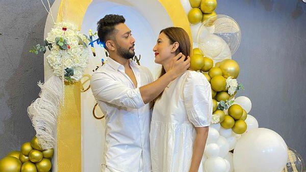 Gauahar's Birthday Wish For Rumoured Boyfriend Zaid Darbar