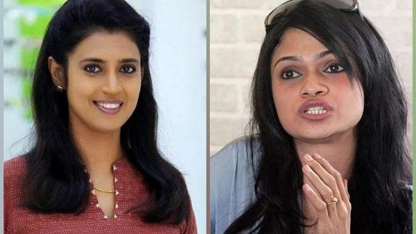 Kasthuri Shankar Takes A Jibe At Singer Suchitra