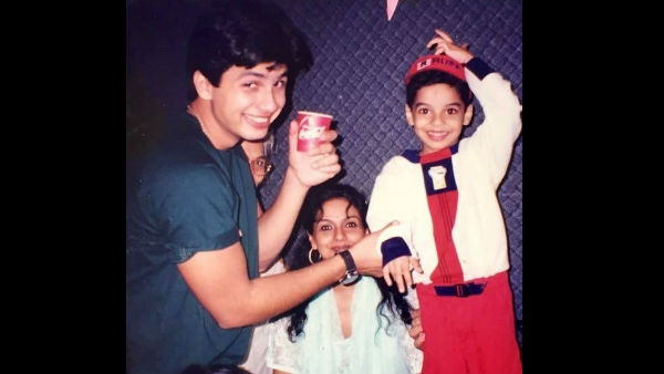 These Childhood Pictures Of Ishaan Are Just Adorable