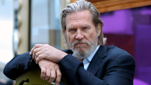Jeff Bridges Opens Up About Lymphoma Diagnosis