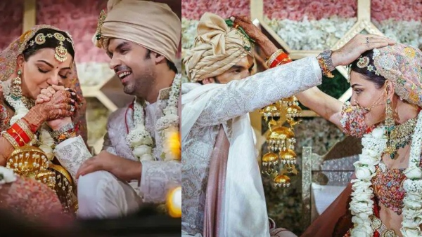 Kajal Aggarwal Shares The Best Moments Of Her Wedding!
