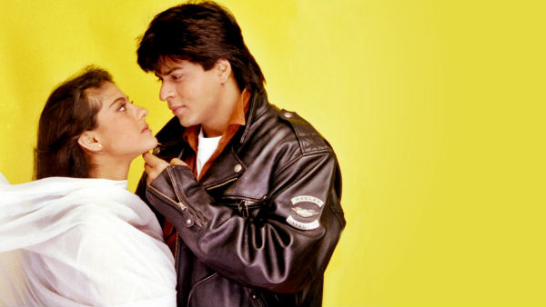 Shah Rukh Khan On DDLJ: The Scenes With Kajol And I Did Make Me Feel All Fuzzy And Warm