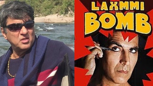 Mukesh Khanna Blasts Laxmmi Bomb Makers; Says They Chose Such A Title For Commercial Purpose