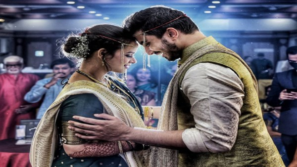 Marathi TV Actress Madhura Joshi Gets Married To Beau Guru Divekar In Intimate Ceremony