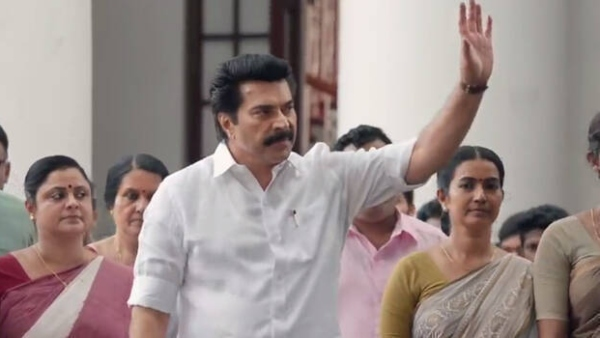 Mammootty's Character In One Is Different, Says Director Santhosh Viswanath