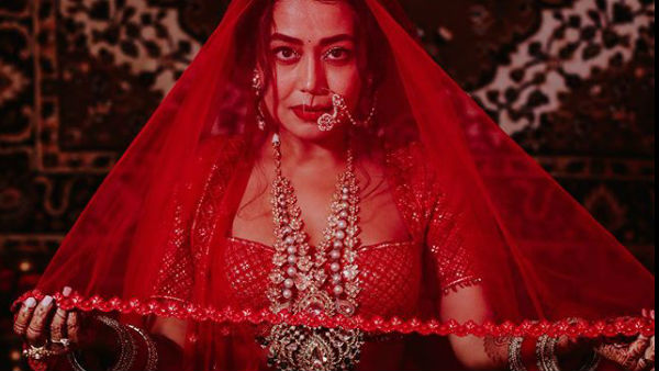 Neha Kakkar Criticised For Copying Deepika, Priyanka And Anushka's Wedding Looks