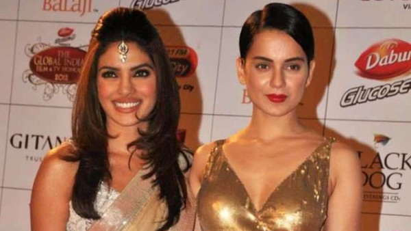 Kangana Ranaut Says Priyanka Chopra Never Treated Her Like Junior On Fashion Sets; 'She Was So Cool'