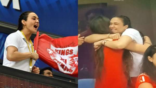 Preity Zinta Has A Priceless Reaction To KXIP's Win