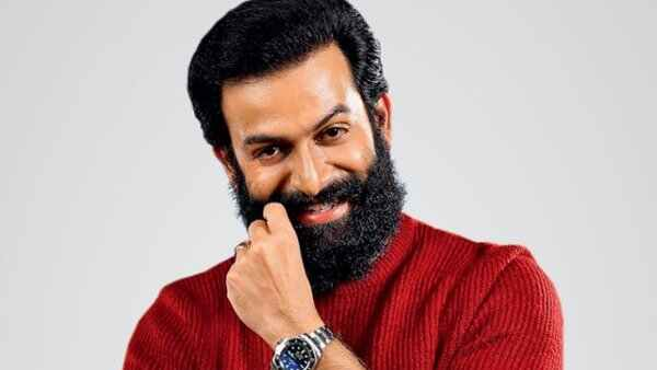 Prithviraj Sukumaran Tests Positive For COVID-19, Says He Is Asymptomatic And Fine
