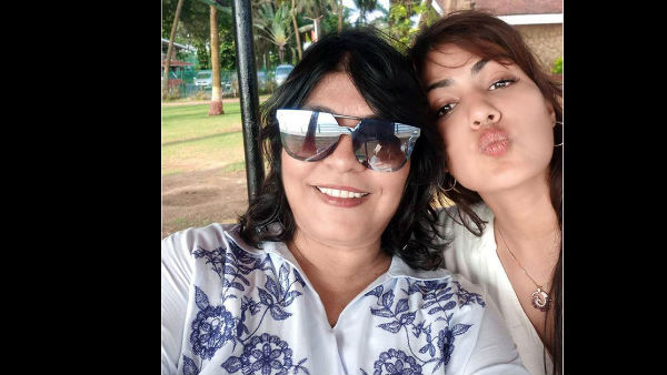 Rhea Chakraborty's Mom Says She Wanted To End Her Life, 'We Panic Every Time The Doorbell Rings'