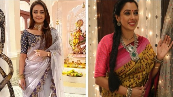 Devoleena Is All Praise For Anupamaa Aka Rupali
