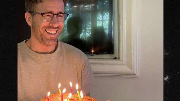 Ryan Reynolds Turned 44 On October 23