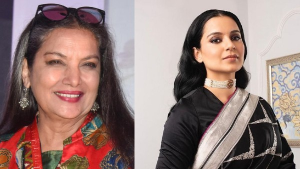 ALSO READ: Kangana Ranaut Makes Outrageous Statements To Stay In The News, Says Shabana Azmi