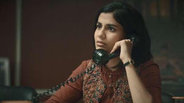 Shreya Dhanwanthary As Sucheta Dalal
